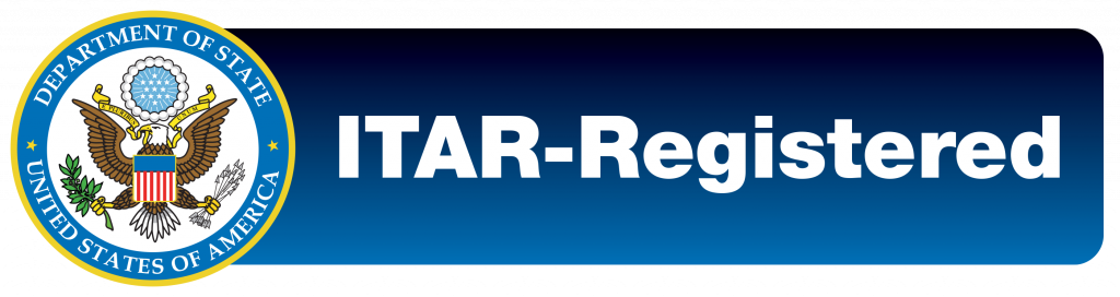 ITAR Registered Vendor